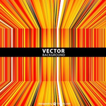 Quarto vazio parede retro vector