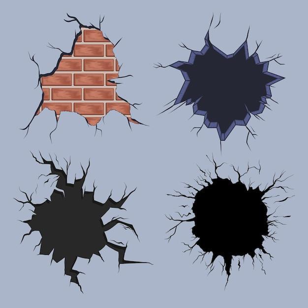 Quatro paredes explosivas