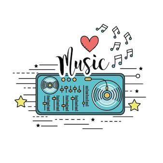 Rádio para ouvir e tocar música