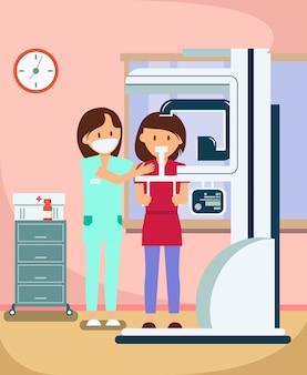 Radiografia dentária