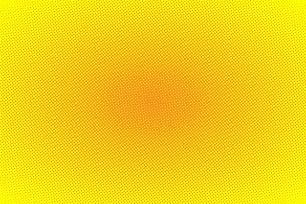 Raios de sol brilhante com pontos amarelos