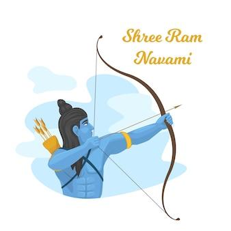 Ram navami banner