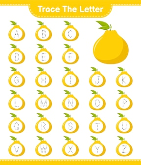 Rastreie a carta. carta de rastreamento com ugli. jogo educativo para crianças, planilha para impressão
