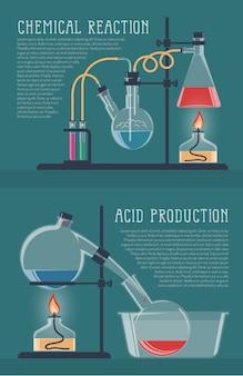 Reações químicas simples