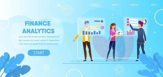 Realidade aumentada para business finance analytics.