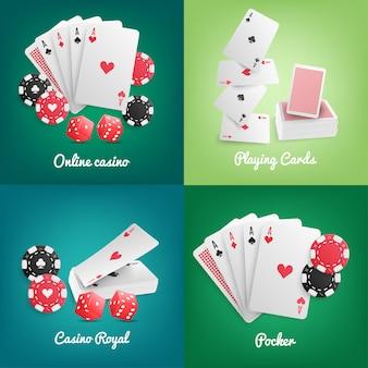 Realista em linha do casino