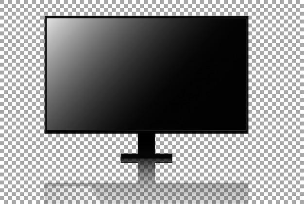 Realistic 4k tv
