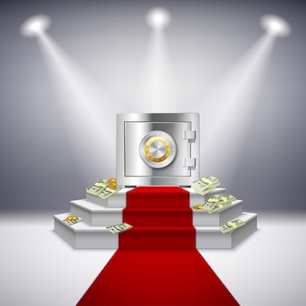 Realistic money performance