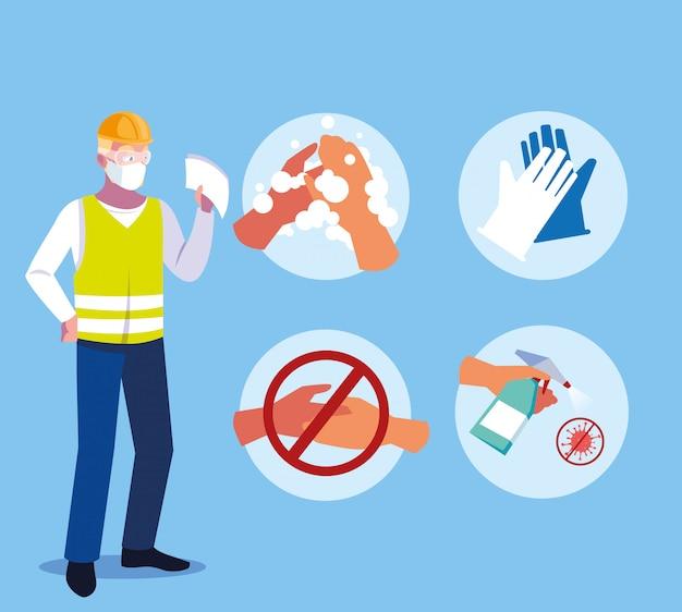 Recomendações para evitar cobranças em um operador da indústria