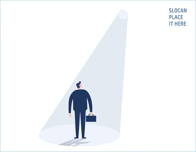 Recrutamento ou contratação de pessoas de negócios
