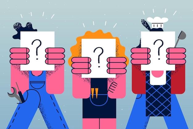 Recursos humanos e conceito de recrutamento
