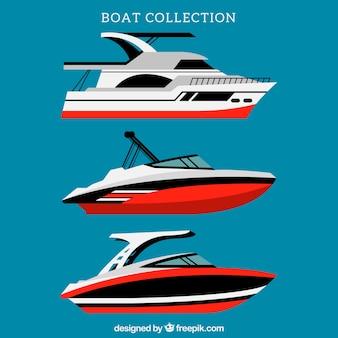 Red barco coleção