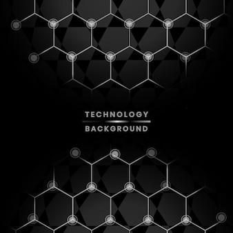 Rede e tecnologia de fundo