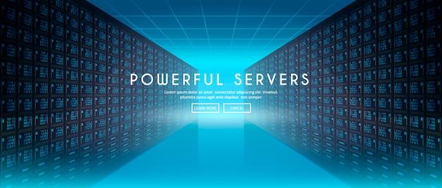 Rede moderna e tecnologia de telecomunicações na internet