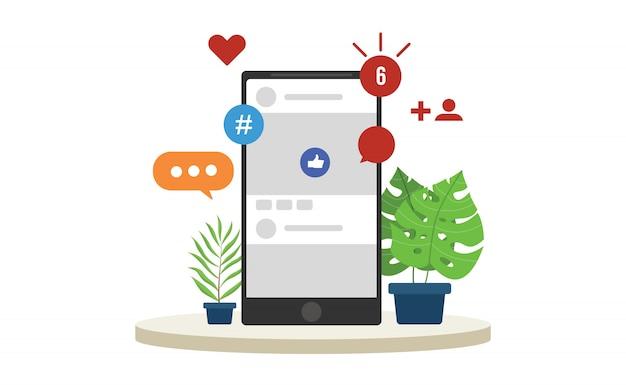Redes de mídia social