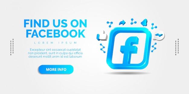 Redes sociais facebook.