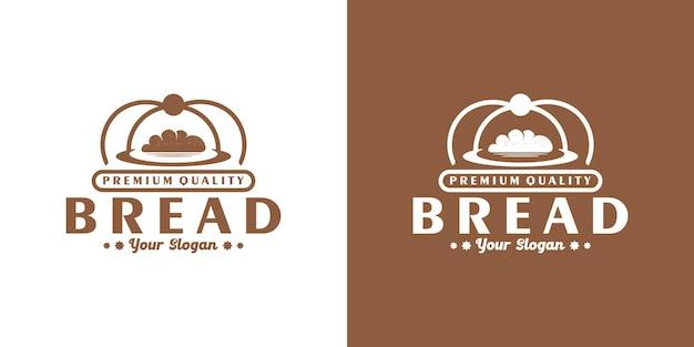 Referência do logotipo da padaria para negócios