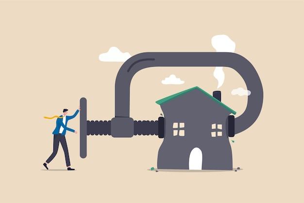 Refinanciar hipotecas imobiliárias, reduzir custos e pagamento de juros
