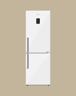 Refrigerador para aparelhos eletrônicos com display lcd