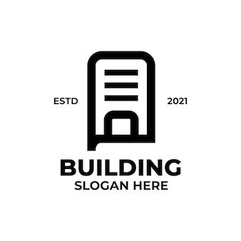 Registro de construção de papel