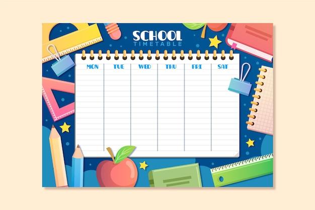 Regresso ao horário escolar