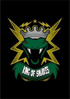 Rei das cobras