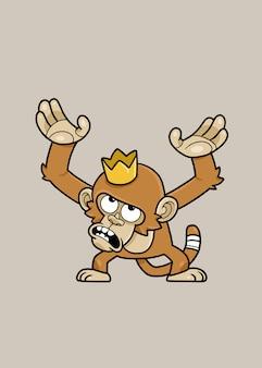 Rei macaco