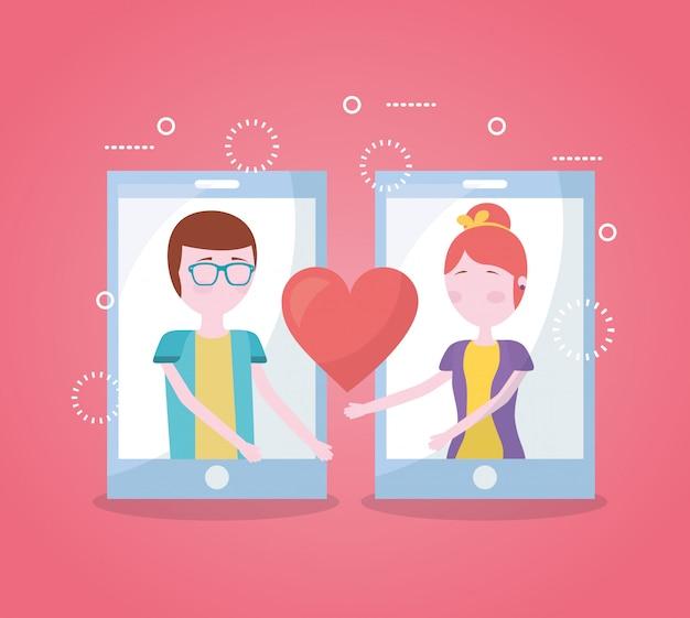 Relacionado com o amor para celular