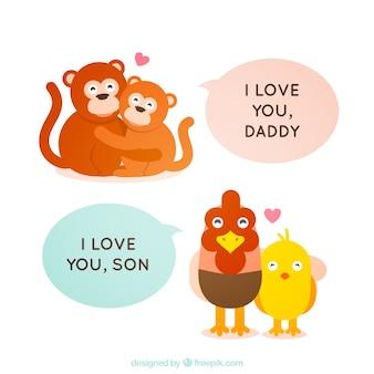 Relacionamento animal