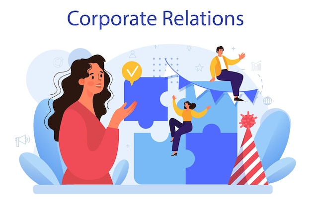 Relações corporativas