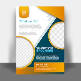 Relatório anual, capa, brochura, folheto, apresentação, folheto