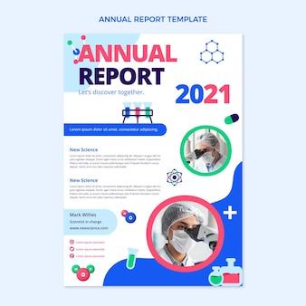 Relatório anual da ciência do design da flt