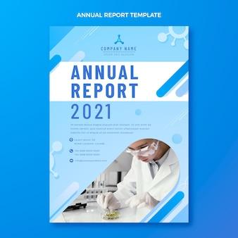 Relatório anual de ciência do gradiente