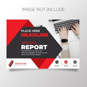 Relatório anual de negócios