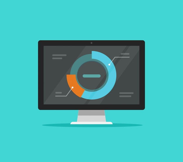 Relatório de análise de dados de computador ou pesquisa