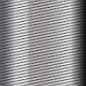 Repita linhas de fundo cinza escuro, desenho vetorial Vetor Premium
