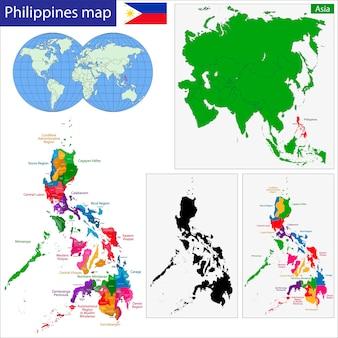 República das filipinas