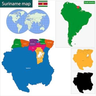 República do suriname
