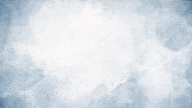 Respingo de aquarela azul índigo na textura do papel