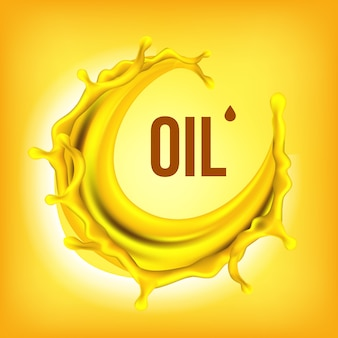 Respingo de óleo