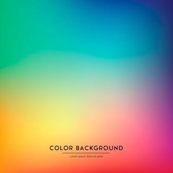 Resumo colorido turva malha de gradiente