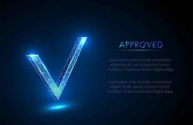 Resumo de aprovação