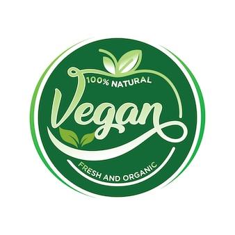 Resumo de comida verde vegana
