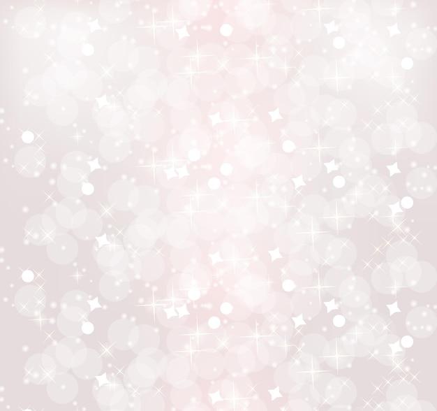 Resumo de fundo de natal e ano novo de beleza. ilustração vetorial. eps10