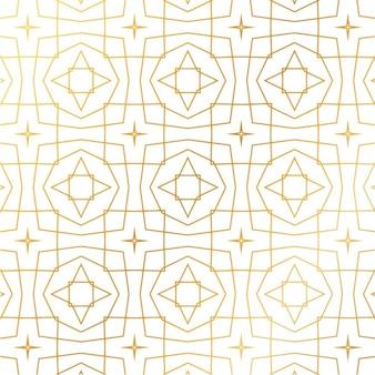 Resumo de fundo padrão de texturas dourados