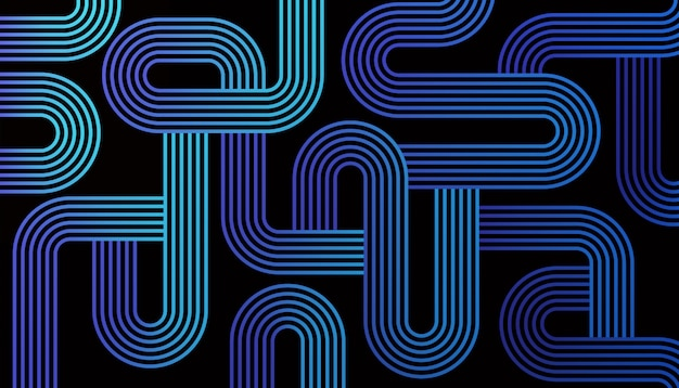 Resumo de linhas de labirinto