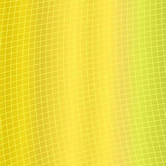 Resumo do fundo da grade moderna - design gráfico vetorial a partir de linhas angulares curvas