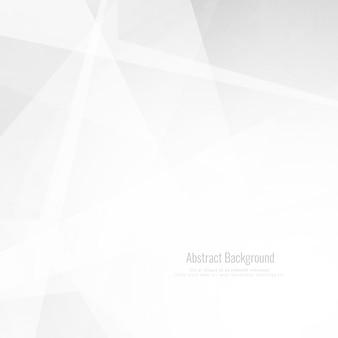 Resumo elegante fundo poligonal cinza