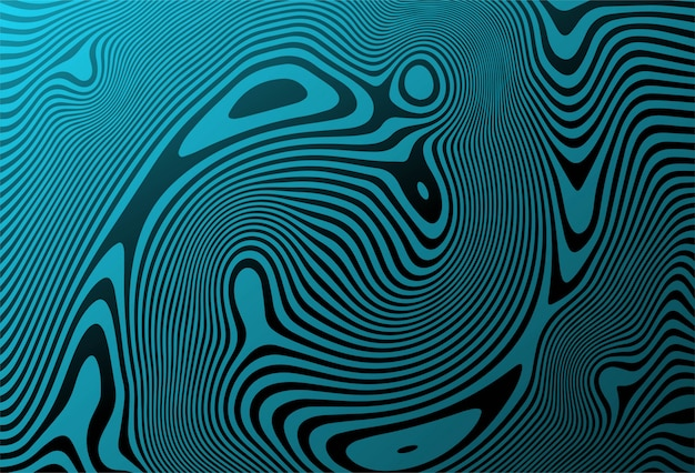 Resumo em ziguezague onda diagonal de fundo