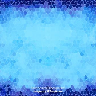 Resumo fundo azul